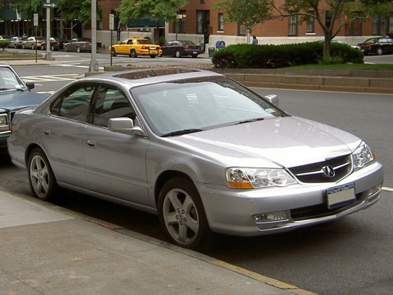 Description 2003 Acura TL.JPG