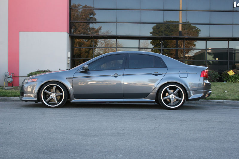 Picture of 2008 Acura TL Base, exterior