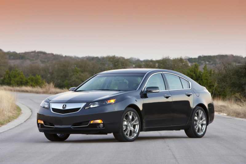2013 Acura TL - Photo Gallery