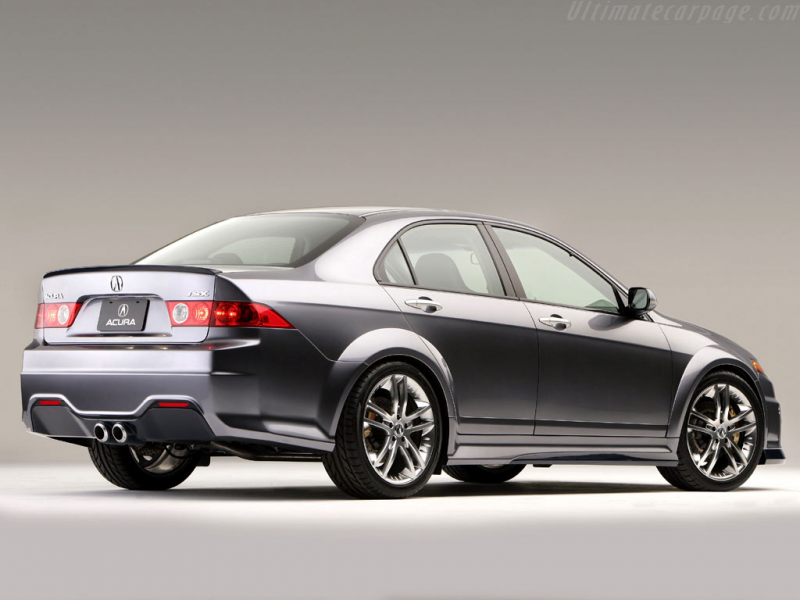 Acura TSX A-Spec Concept High Resolution Image (3 of 6)