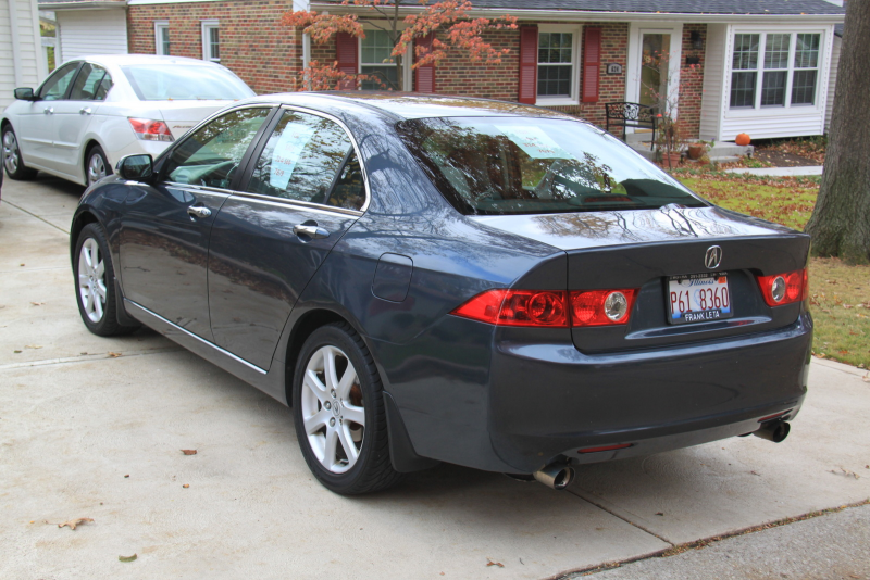 Picture of 2004 Acura TSX 6-spd, exterior