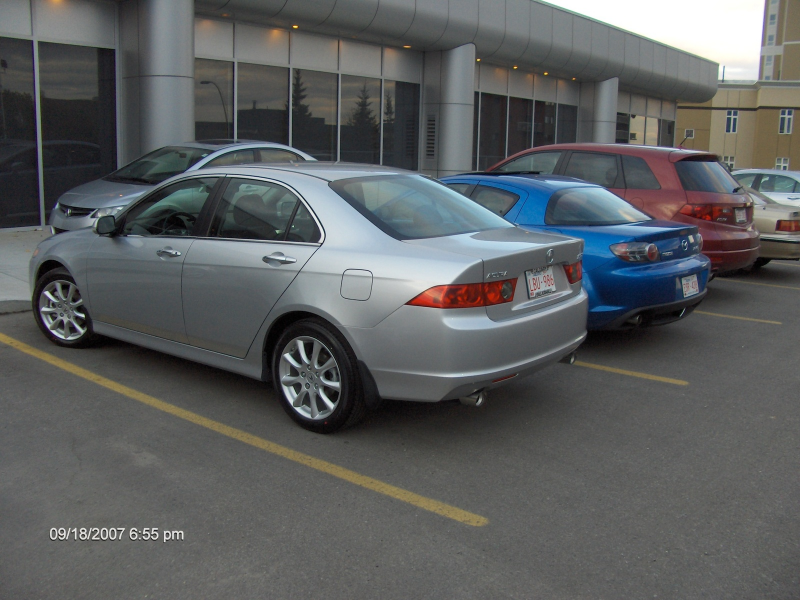 2007 Acura TSX w/ Navigation picture