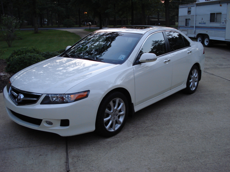 Picture of 2007 Acura TSX w/ Navigation, exterior