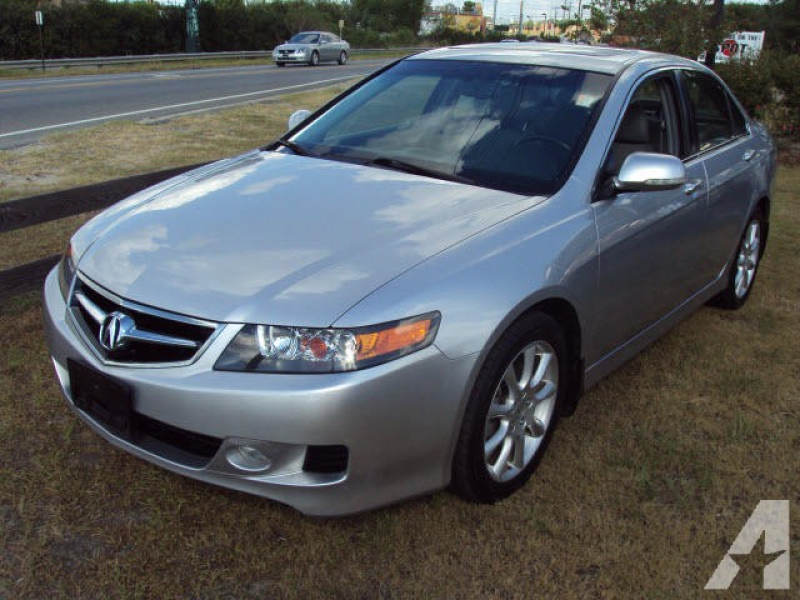 2007 Acura TSX for sale in Tifton, Georgia