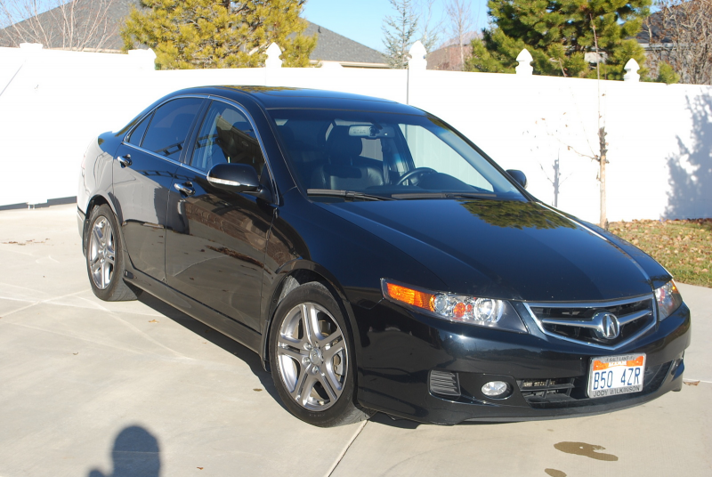 Picture of 2008 Acura TSX Base, exterior