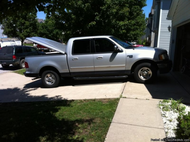 2001 Ford F-150 Super Crew Cab Used Pickup | CT - Low Price