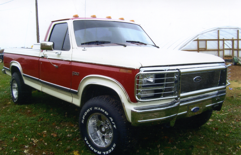 1980 ford f 250 by christoph