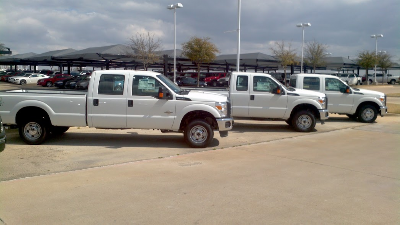 Texas Truck Deal - Ford Commercial Trucks F150, F250, F350, F450, F550 ...