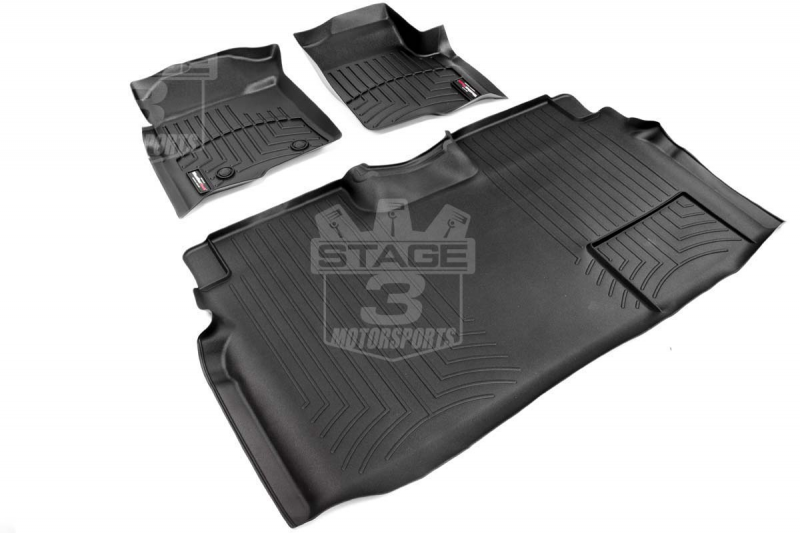 for upgraded floor mats, check out our F150 Weather Tech Floor Mats ...