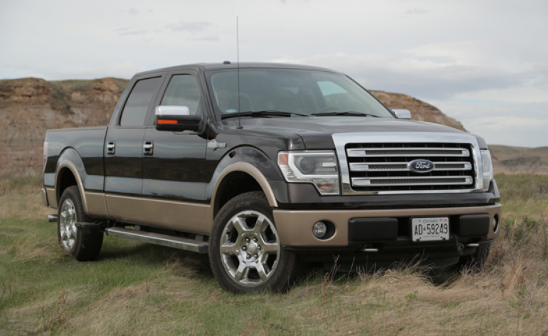 2013 Ford F-150 Review - Video