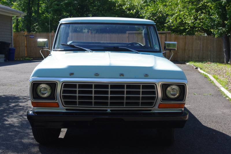 Picture of 1978 Ford F-100