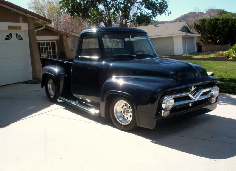 Home » Find 1955 Ford F100 Parts On Ownstercom
