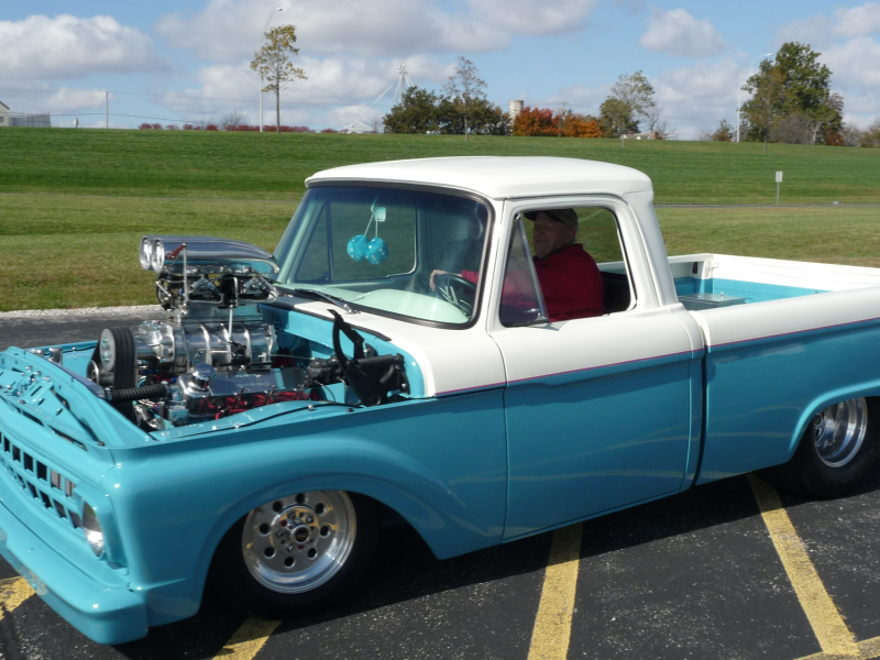 Learn more about Ford 1964 F100 Parts.