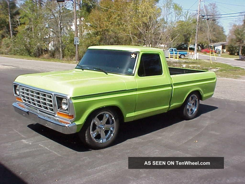 1976 Ford F - 100 Ranger Truck F-100 photo 2