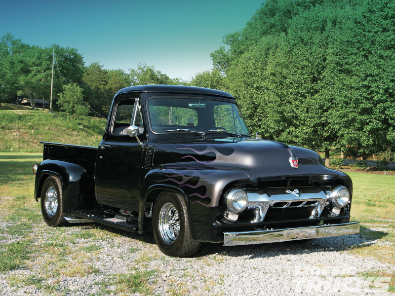 1954 Ford F100 Front