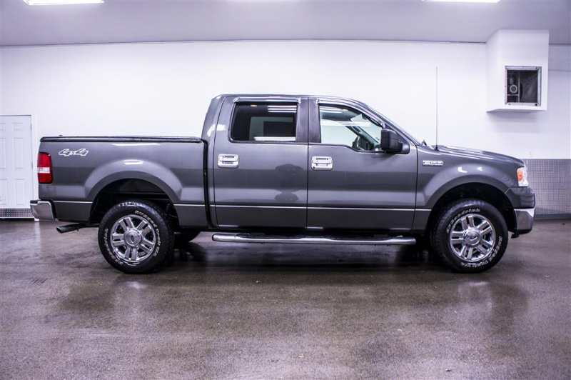 Check out this 2007 Ford F-150 XLT 4x4 with running nerf bars, and ...