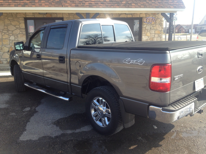 Picture of 2007 Ford F-150 XLT SuperCrew 4WD, exterior