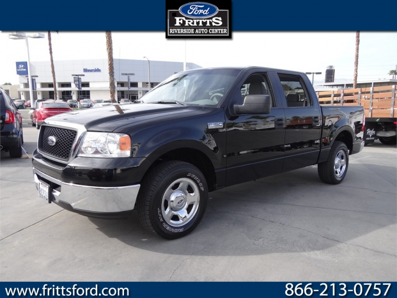 2007 Ford F 150 XLT For Sale in Riverside, CA - 1ftrw12w67kd08107