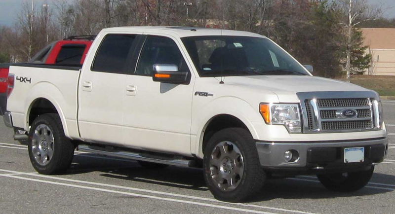 Description 2009 Ford F-150 crew cab.jpg