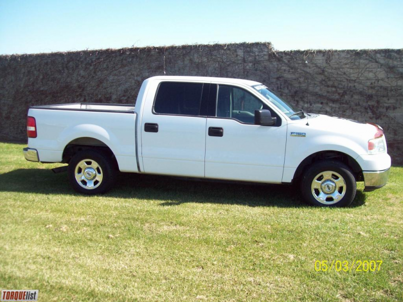 For Sale: 2004 FORD F150 CREW CAB