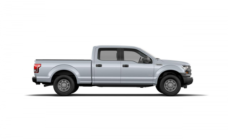 2015 Ford F-150 XL Crew Cab