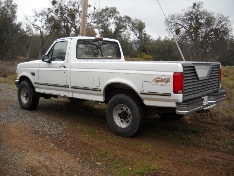 1987 Ford F-250 Overview