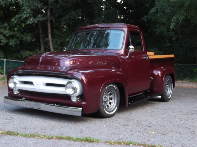 ford f 100 base photo of ford f 100 base