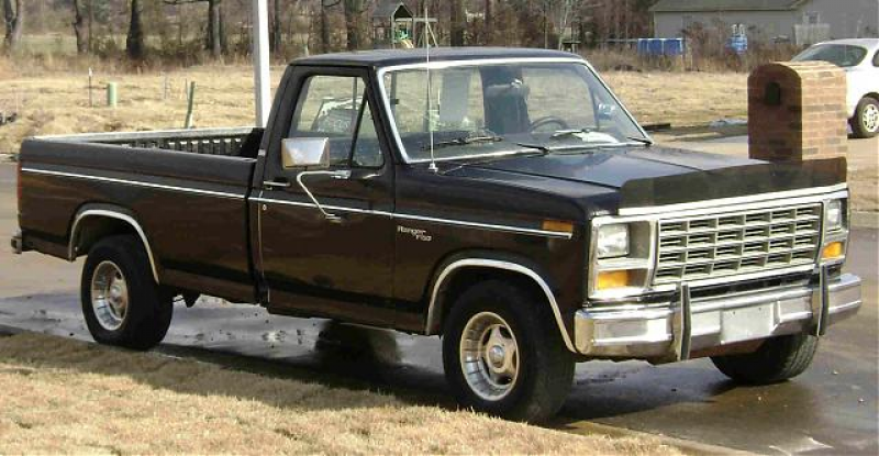 1981 Ford F 150 Ranger ~ 1981 Ford F 150 Ranger ~ The History Of The ...