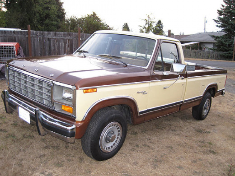 Learn more about 1981 Ford F-150 Ranger.