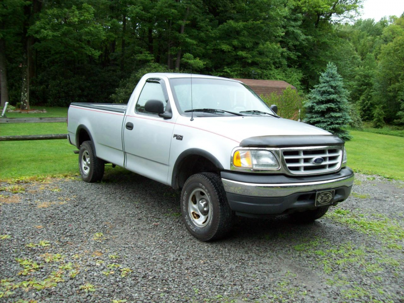 Picture of 1999 Ford F-150 Work 4WD LB, exterior