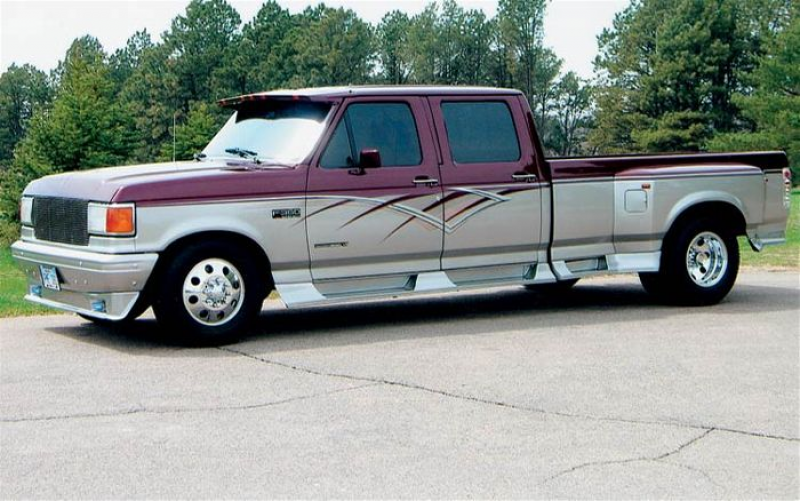 Reader's Ride SpotLight: 1991 Ford F-350 Crew Cab Dualie