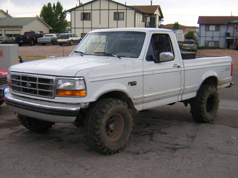 Picture of 1994 Ford F-150 XLT 4WD SB