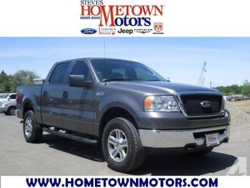 2008 Ford F-150 SuperCrew Truck SuperCrew Cab for sale in Crystal ...