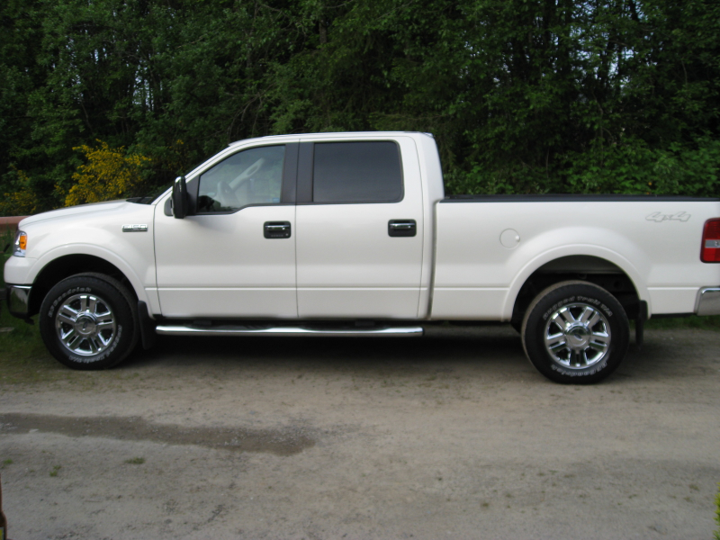 Picture of 2008 Ford F-150 Lariat SuperCrew 4WD, exterior