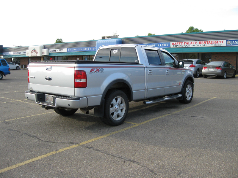 2008 Ford F-150 FX4 SuperCrew picture, exterior