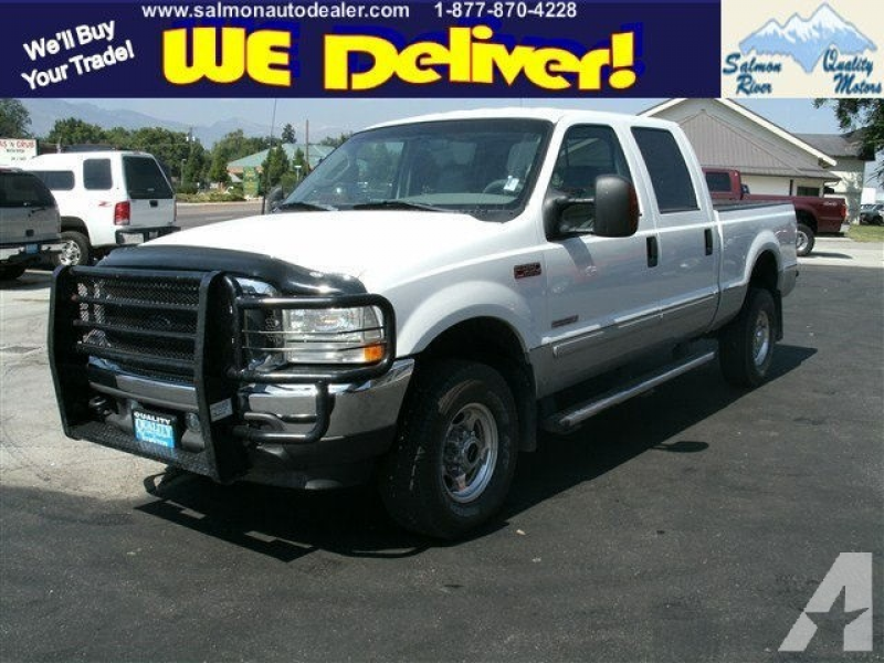 2003 Ford F350 Lariat for sale in Salmon, Idaho