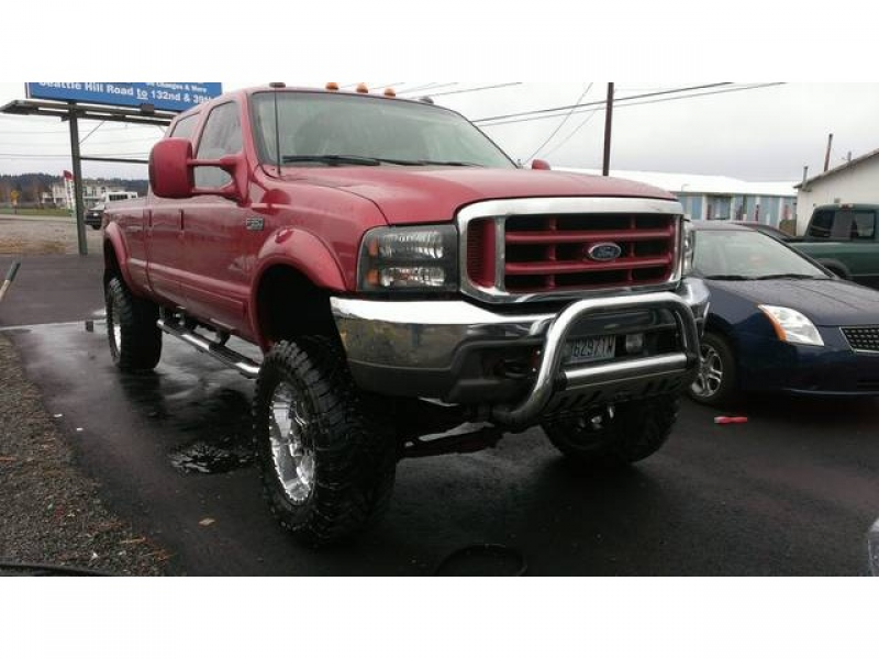 2003 Ford F-350 Super Duty Lariat - Photo 1 - Snohomish, WA 98296