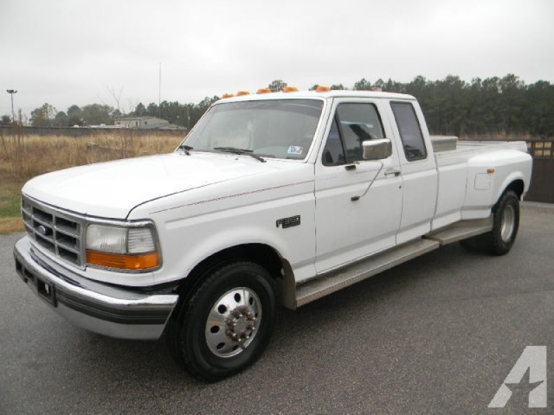 1994 Ford F350 SuperCab DRW for sale in Spring, Texas