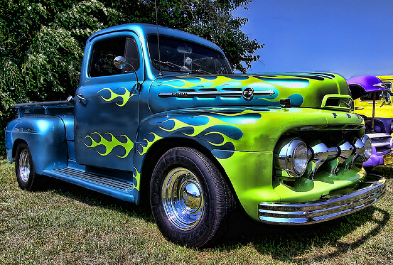 1952 Ford F2