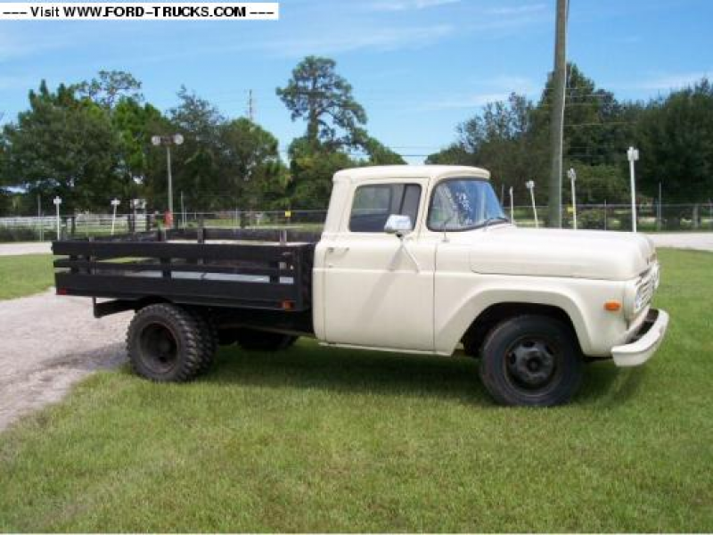1959 Ford F350 4x2 - What the h* have I done