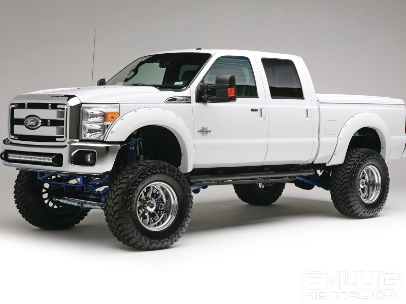 ... For Show 2011 Ford F250 Crew Cab 2011 Ford F250 Crew Cab Side View