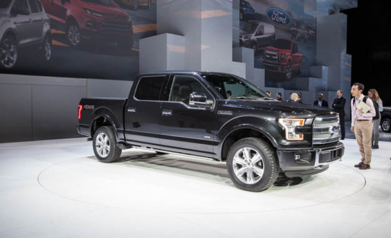 1500 vs. 2013 Ford F-150, 2013 Ram 1500 Instrumented Test: 2013 Ford F ...