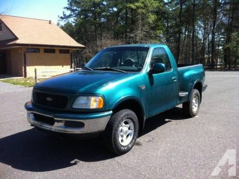 1998 Ford F150 Regular Cab Short Bed 4WD for sale in Old Bridge, New ...