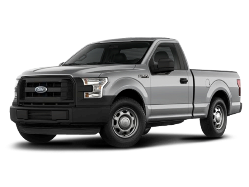 2015 Ford F-150 4x2 Regular Cab Short Bed