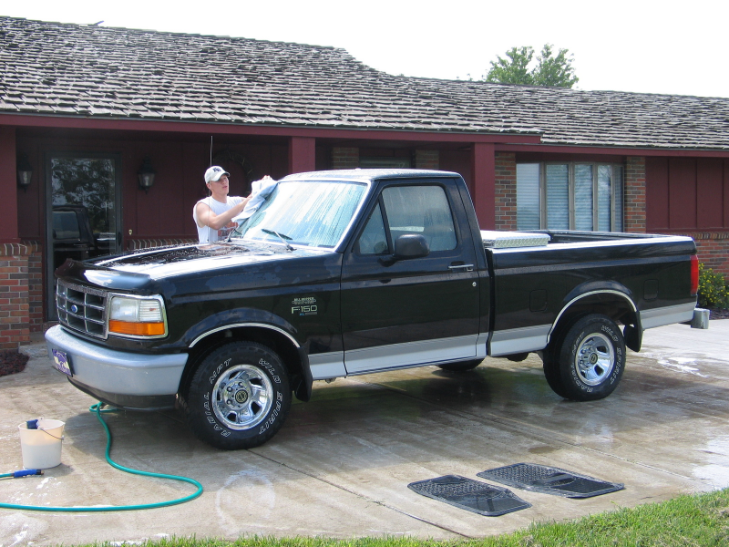 Picture of 1995 Ford F-150 XL SB, exterior