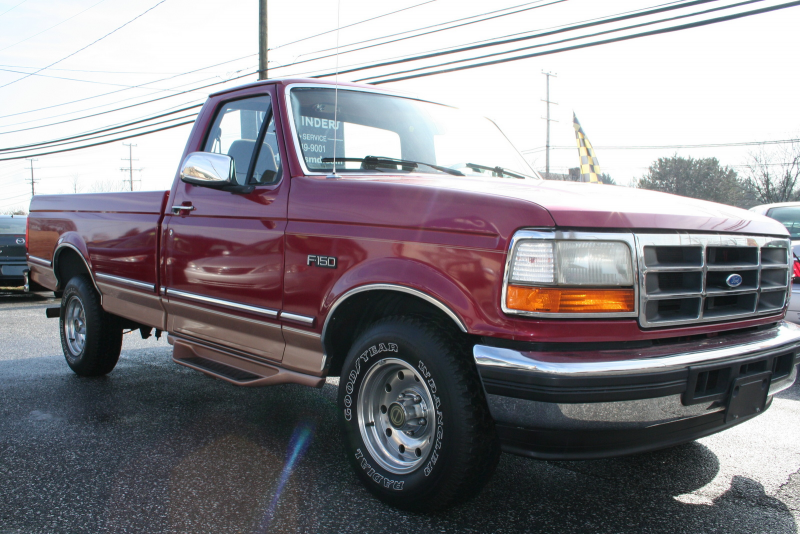 Picture of 1995 Ford F-150 Eddie Bauer SB, exterior