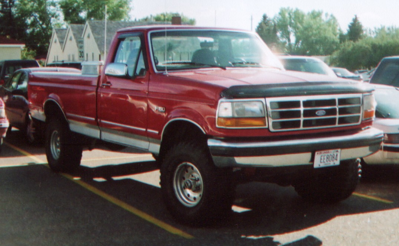 1995 ford f150 spectacle