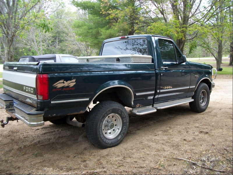 1995 Ford F150 Regular Cab - Rusty, MI owned by 4x4F150 Page:1 at ...