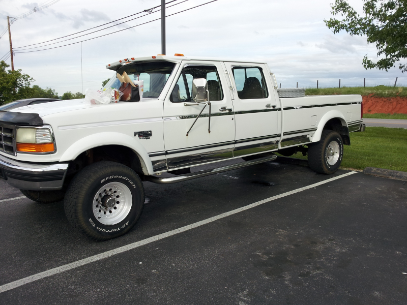 1992 Ford F-350 Overview