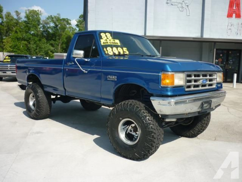 1988 Ford F150 for sale in Deland, Florida